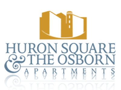 Huron Square & The Osborn Apartments Logo